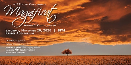 "MIT Concert Choir presents ""Magnificat!"" tickets"