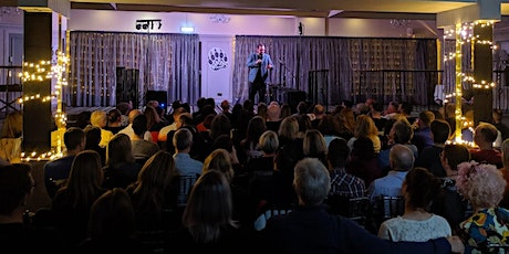 Bearfoot Comedy at The Braid Hills Hotel tickets