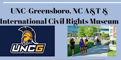 GenOne College Tours & Civil Rights Museum (Greensboro) tickets