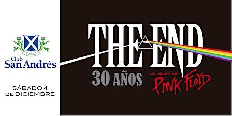 THE END 30 Años entradas