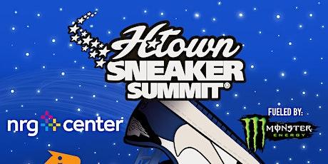 Exhibitor Registration H-Town Sneaker Summit tickets