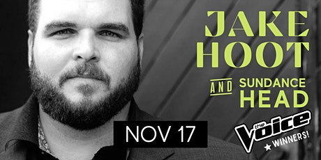 Concerts @ The Arboretum ft. JAKE HOOT and SUNDANCE HEAD tickets