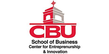 Women Entrepreneurship Week at CBU: Capital 101 tickets