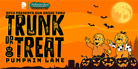 DFCU's Drive-Thru Trunk or Treat Pumpkin Lane tickets