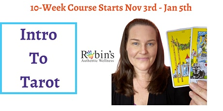 Introduction To Tarot 10 week course tickets