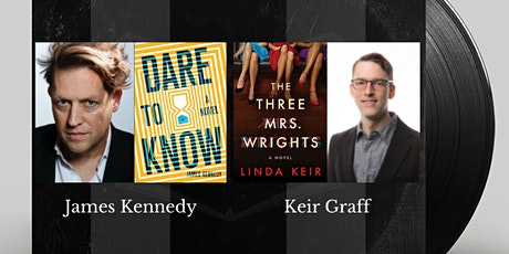 Authors on Tap:  James Kennedy and Keir Graff tickets