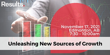 Unleashing New Sources of Growth - Edmonton Application tickets