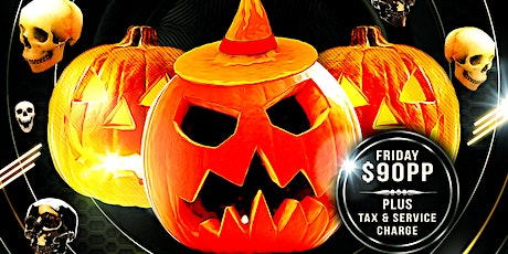 Staten Island Halloween Party  Dinner & Dance at the Grand Plaza tickets