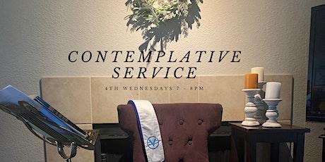 Wednesday Night Service: Contemplative Service tickets