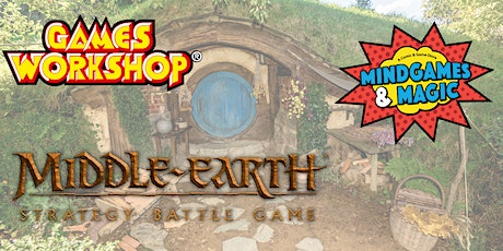 """""""To dungeons deep and caverns dim,"""" Middle Earth SBG Escalation Tournament tickets"""