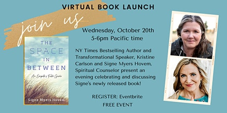 VIRTUAL BOOK LAUNCH: The Space in Between: An Empath's Field Guide tickets