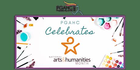 NAHM: Virtual Creative Community Conversations tickets
