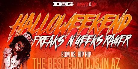 #HALLOWEEKEND Freaks'n'Geeks Rager 2021 tickets