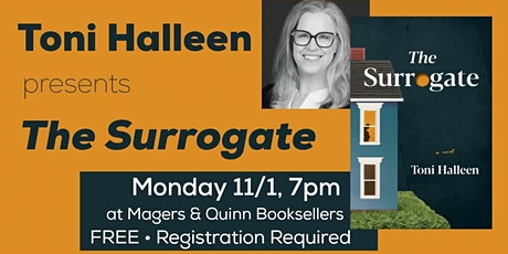 Toni Halleen presents The Surrogate tickets