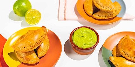 FREE Virtual Cooking Class: Diabetes - Friendly Baked Vegetable Empanadas tickets