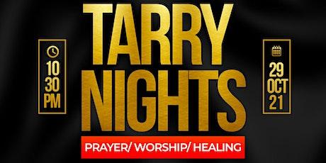 Ahava Experience Tarry Night Worship & Prayer Vigil LONDON EDITION tickets