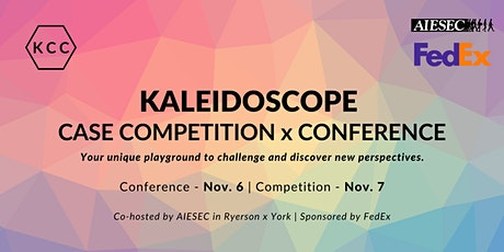 Kaleidoscope Case Competition [KCC] tickets