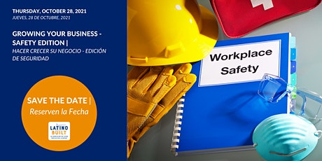 Growing Your Business - Safety Edition tickets