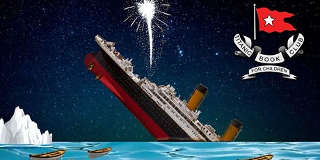 Titanic Book Club for Children HostsThe Stars in April author, Peggy Wirgau tickets