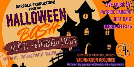 Dareala Productions Presents: The Halloween Bash 2021 tickets