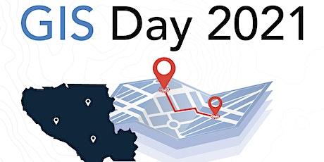 GIS Day 2021 - Visualize Santa Clara County through GIS tickets