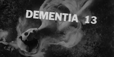 Halloween Movie Night: Dementia 13 (1963) tickets