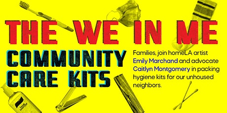 The We in Me: Community Care Kits tickets