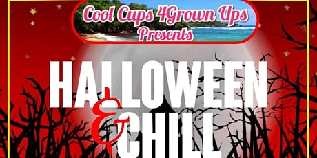 HALLOWEEN & CHILL: GAME NIGHT & PARTY with COOL CUPS 4GROWN UPS tickets