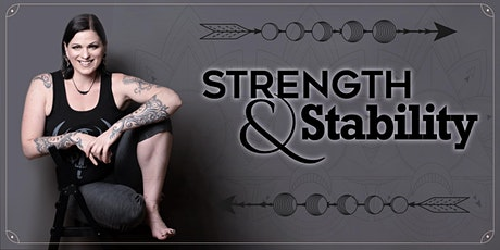 Strength & Stability with Belladonna tickets