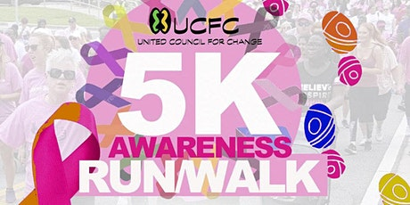 Rep Your Awareness (Walking for Public Health solutions ) tickets