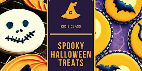 Kids Halloween Cooking Class tickets
