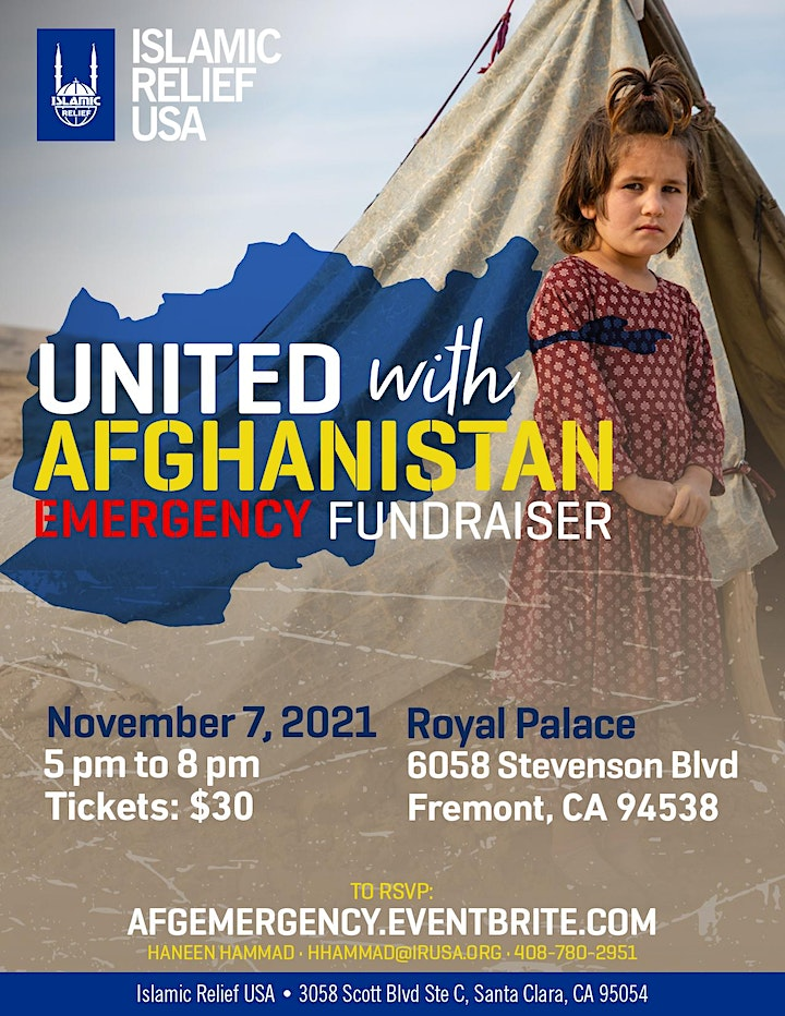 United With Afghanistan - Emergency Fundraiser image