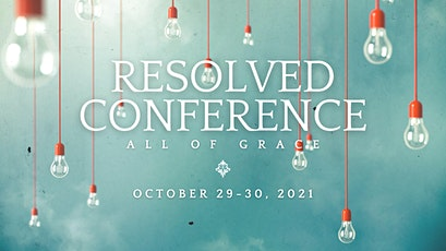 2021 Resolved Conference tickets