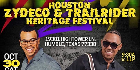 THE HOUSTON ZYDECO & TRAILRIDER HERITAGE FESTIVAL (HZT FEST) tickets