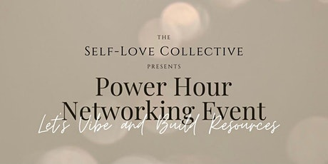 Power Hour Networking Event tickets