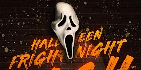 Halloween Fright Night Bash! tickets