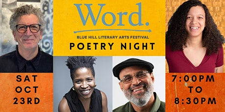 Word Poetry Night! An Evening of Verse tickets