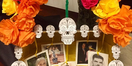 CraftLab A Family Workshop: Ofrendas with Consuelo G. Flores tickets
