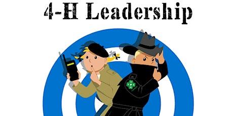 4-H BC Leadership Symposium 2021 Live Stream tickets