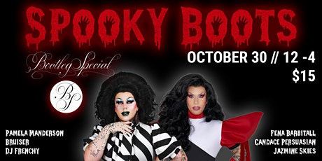 Spooky Boots Drag Brunch tickets