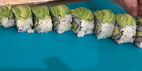 Hands on cooking class  : Oh my Sushi tickets