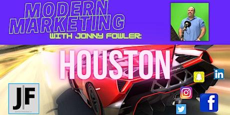 Modern Marketing Houston! tickets