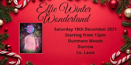 Elfie Winter Wonderland tickets
