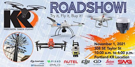 Kuker-Ranken Drone Roadshow - Portland, OR tickets