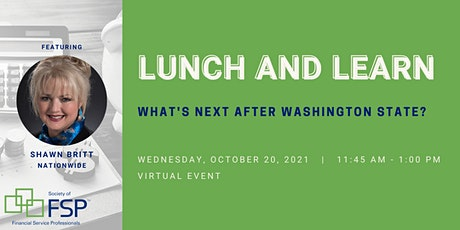 October 2021 Lunch and Learn: What's Next For LTC After WA State? tickets