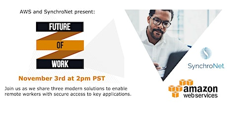 FUTURE OF WORK: Providing Employees secure access to Applications tickets
