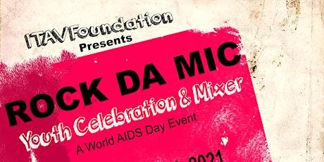 Rock Da Mic Youth Concert Celebration & Mixer tickets
