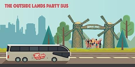 Outside Lands  Shuttle Bus (The Marina - San Francisco Pickup) tickets