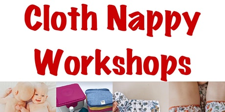 Cloth Nappy Workshop Term 4 2021 tickets