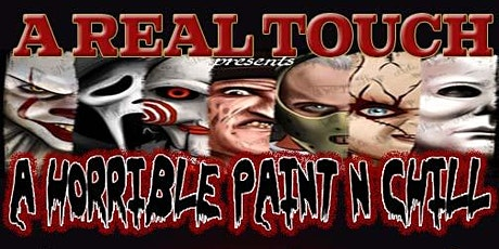 A Horrible Paint n Chill Day Party tickets